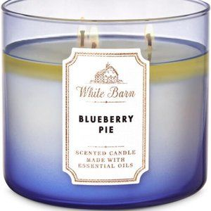Blueberry Pie 3-Wick Candle